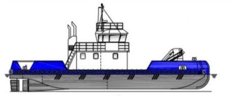 24m workboat