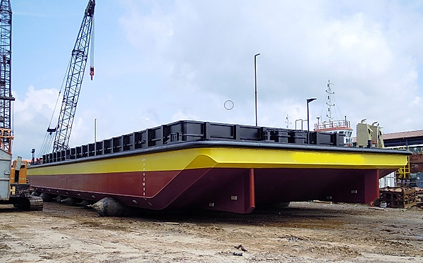 36M oil barge for sale