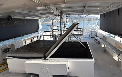 diving vessel for sale