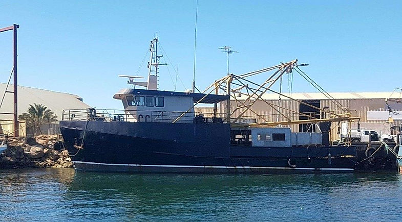 Prawn trawler for sale