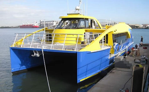 Passenger ferry for sale