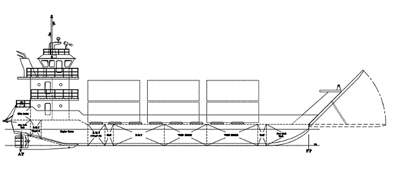 LCT Container