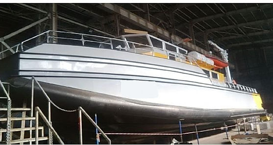 HDPE boat for sale
