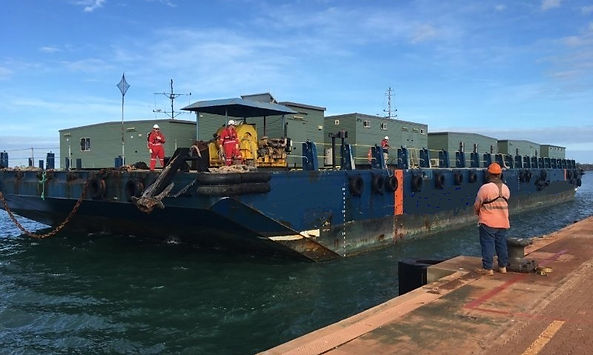 tank barge for sale