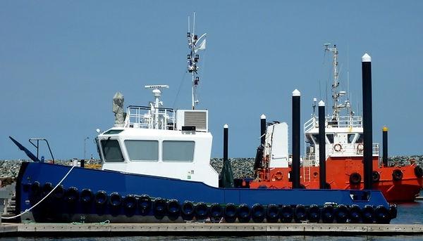 16m work boat