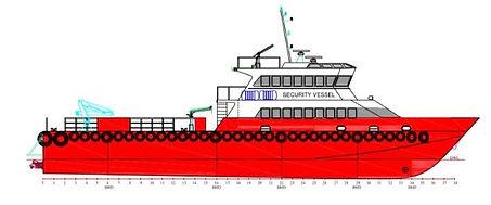 31m workboat