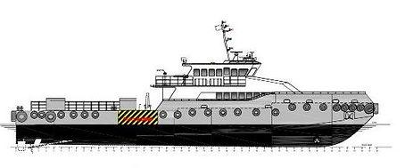 38m security vessel