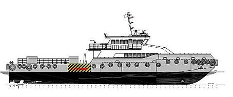 38m security vessel