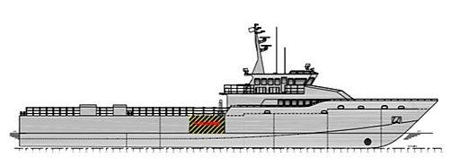 50m patrol boat