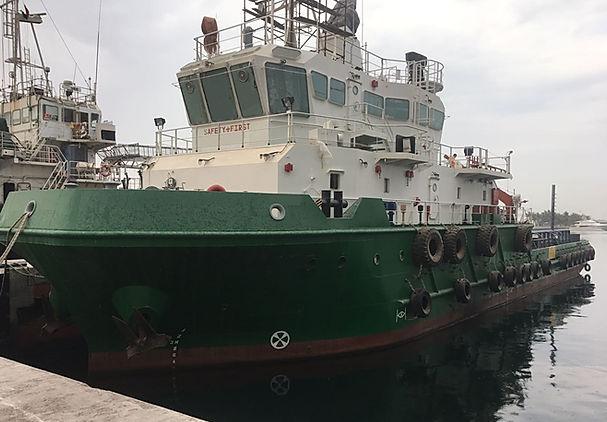 48m Utility vessel