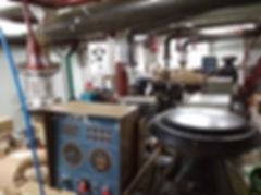 LCT machinery