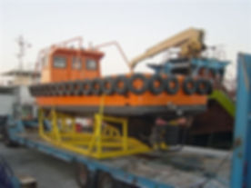 harbour lines boat