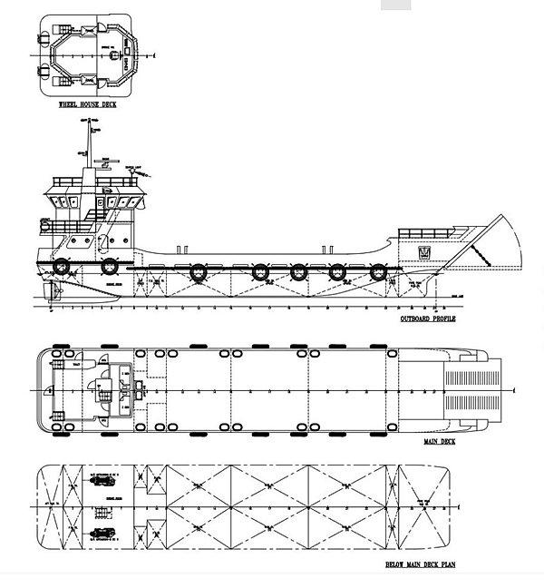GA 31m LCT