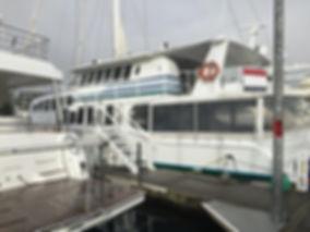 Catamaran Yacht