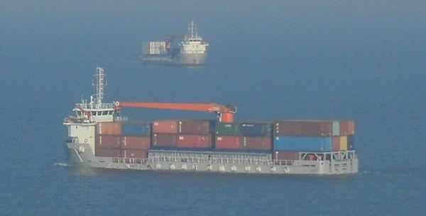 cargo ship for sale