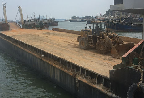 LCT barge carrier