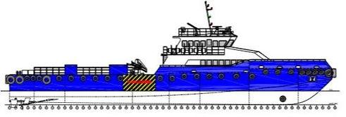 42m workboat