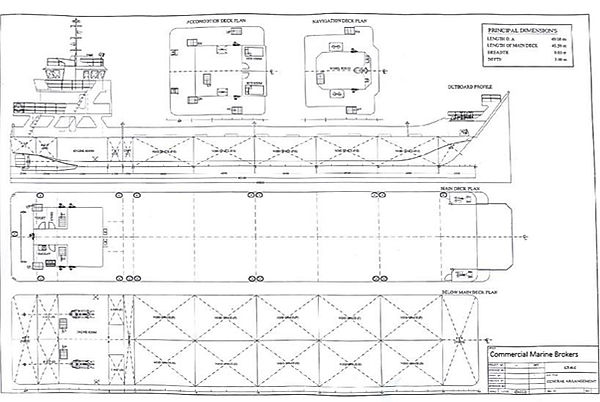 GA 45m LCT