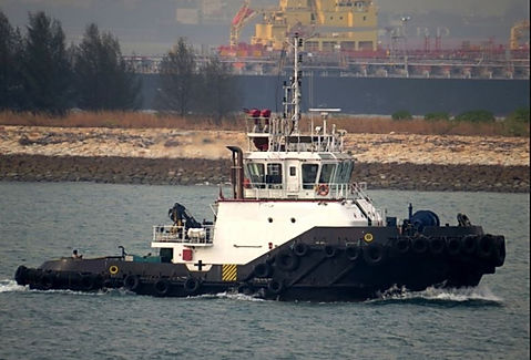 45tbp harbour tug for sale