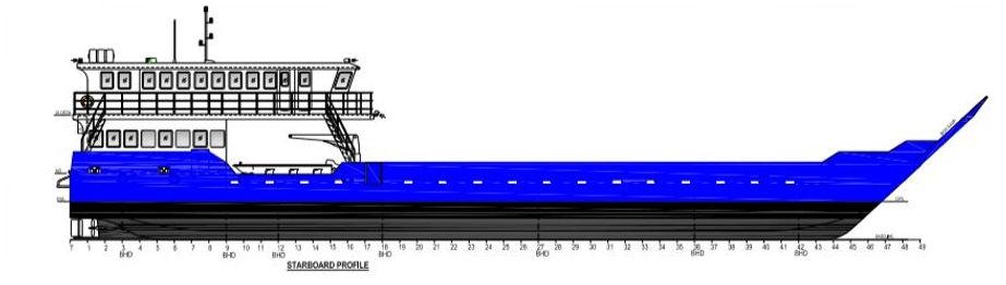 passenger landing craft