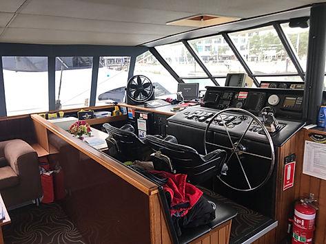 Charter ferry