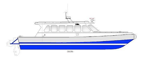 Anzac design ferry