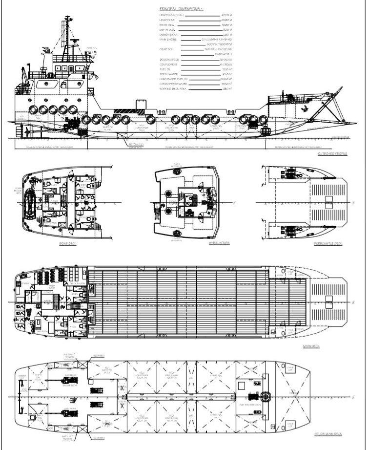 Steel landing craft for sale