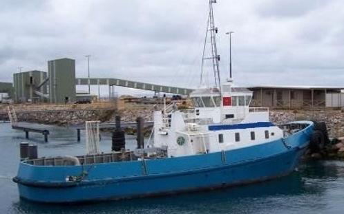 28 tbp harbour tug for sale