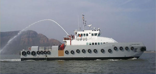 new patrol vessel