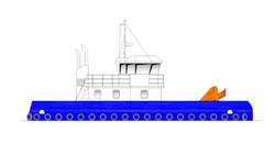 18.75m Workboat