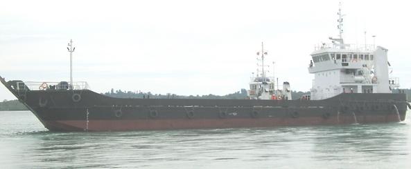 51 m landing craft for sale