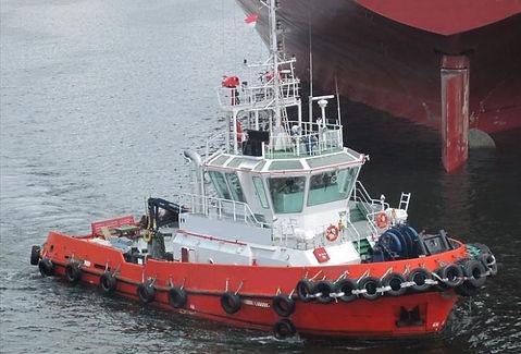 harbour tug 40 TBP for sale