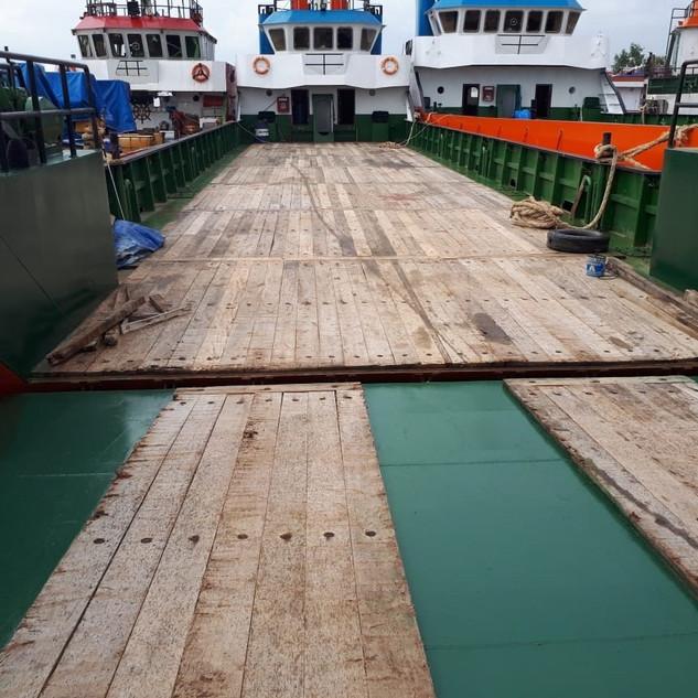 37m New build Landing craft