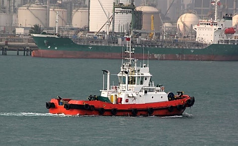 51tbp harbour tug for sale
