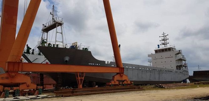68m LCT new build