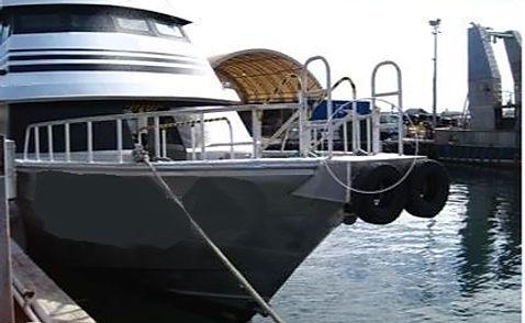 trasnsfer boat