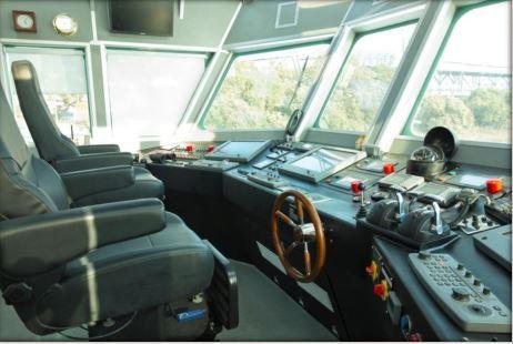 equipment patrol vessel