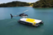 Helideck pontoon for sale