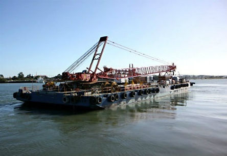 cargo barge for sale
