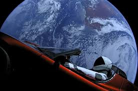 Elon Musk and the trip to Space