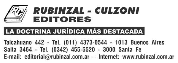 RUBINZAL CULZONI