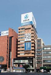 マツモトキヨシのビル11階です。