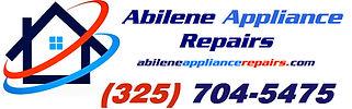 Voted Abilene's #1 Appliance Service