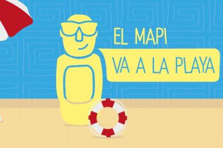 El MAPI va a la playa - edición 2017
