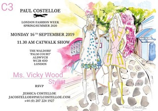 My First encounter with Paul Costelloe