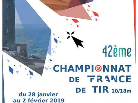 Championnat de France indoor 10/18m