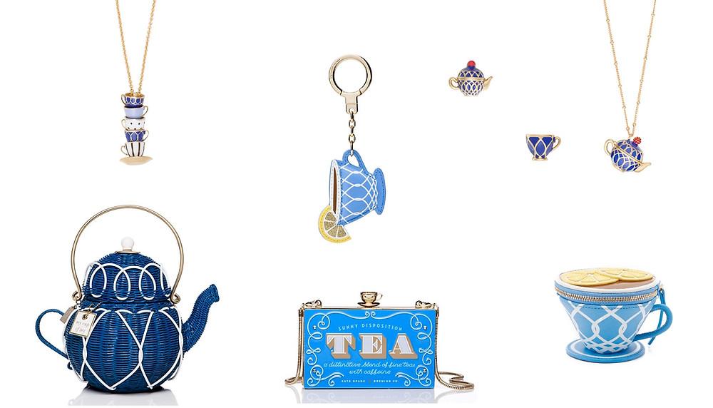 Kate Spade tea fashion accessories