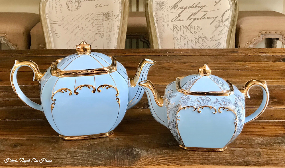 Sadler Teapots, 2 and 4 cup size