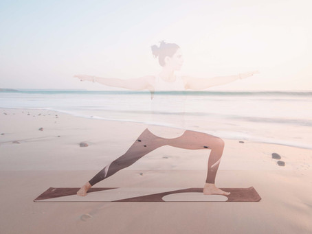 Using yoga therapy in the treatment of stress and anxiety