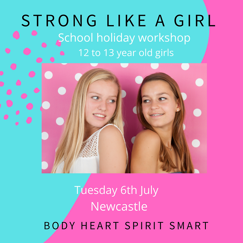 Strong Like A Girl Holiday Workshop $95